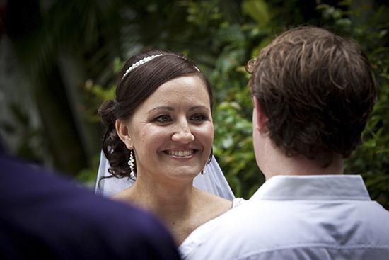 Tropical Beauty, Cairns Wedding Hair and Makeup